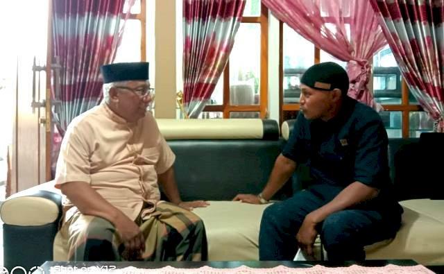Jaga Stabilitas Keamanan, Sat Intelkam Polres Flotim Silaturahmi ke Tokoh Agama