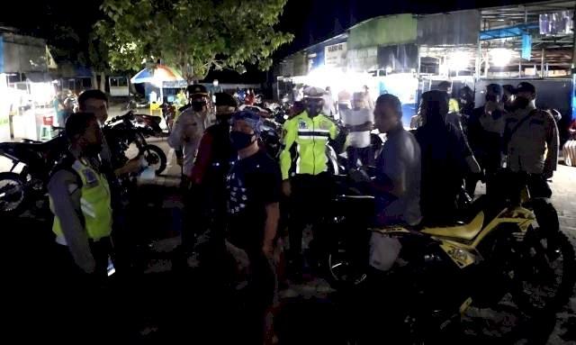 Cegah Penyebaran Covid – 19, Polres Flotim Laksanakan Operasi Yustisi