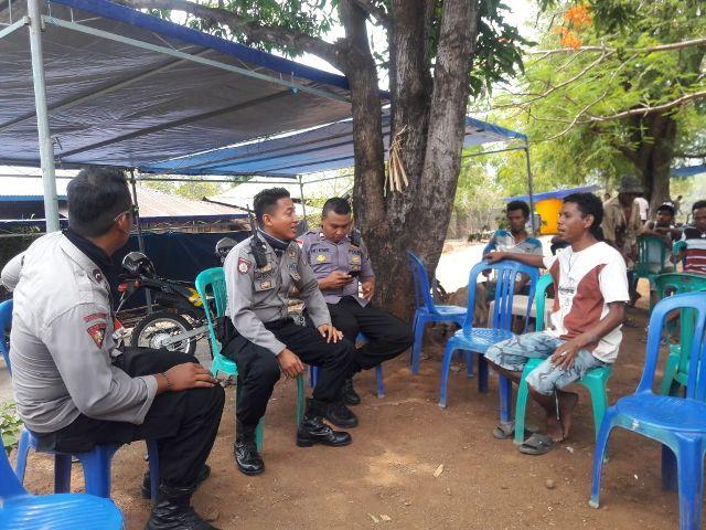 Tim I PANA ELANG Polres Flotim Meningkatkan Giat Patroli Dialogis