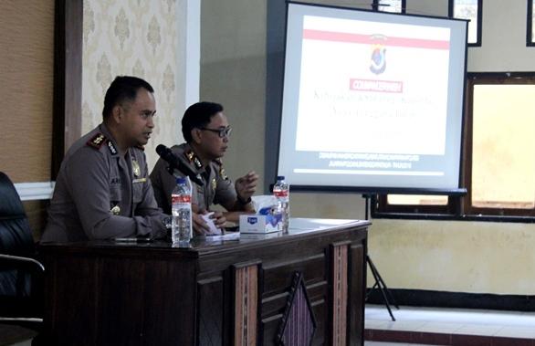 Commander Wish, Kebijakan dan Strategi Kapolda Nusa Tenggara Timur Oleh Kapolres Flotim