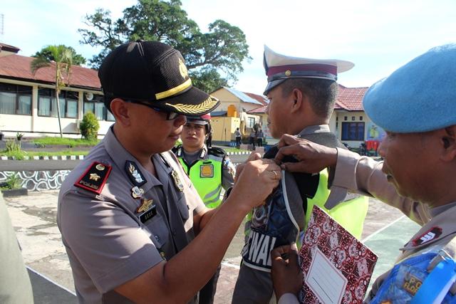 Ops Keselamatan Turangga 2018, Apel Gelar Pasukan Tanda Dimulainya Operasi Keselamatan di Wilayah Hukum Polres Flotim