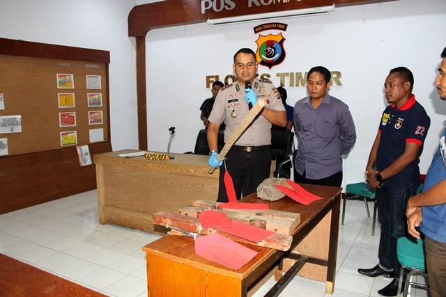Press Release Kasus Penganiayaan oleh Polres Flotim