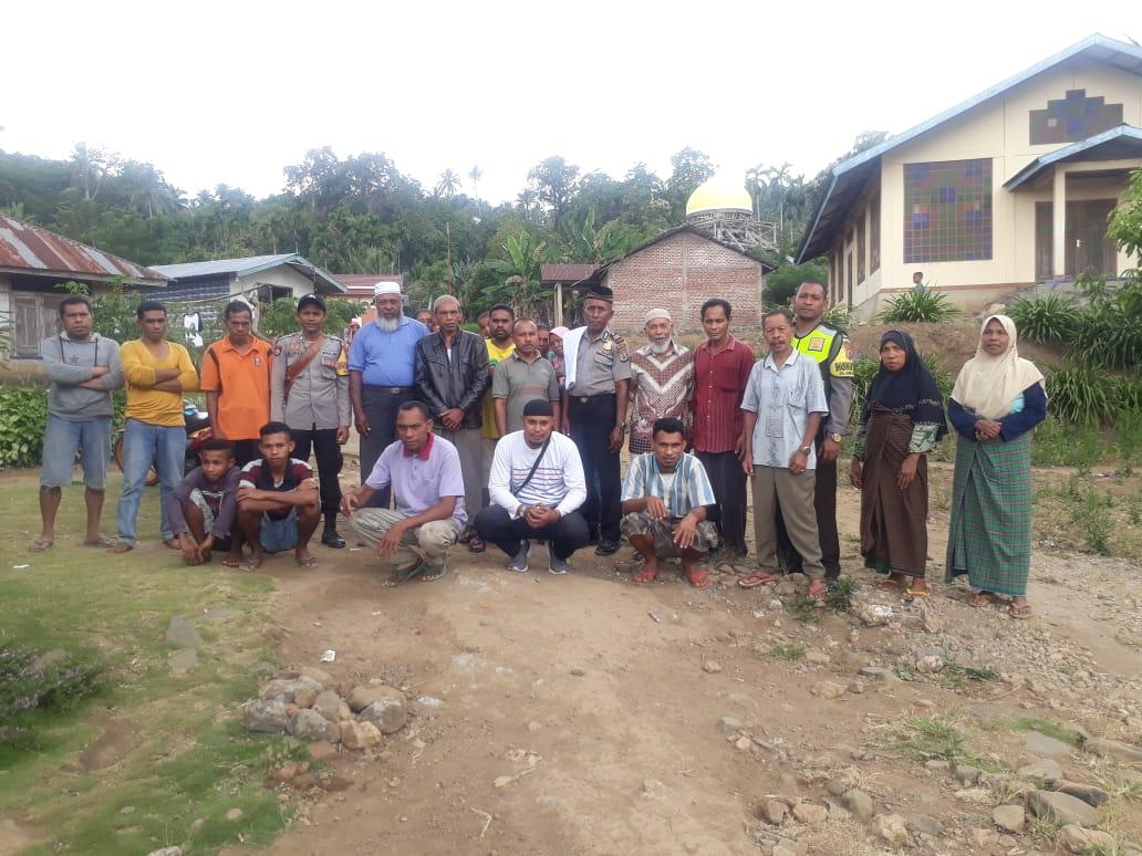 Pasca Konflik Desa Wewit – Nubalema 2, Kasat Binmas Gencar Laksanakan Giat Binluh Kamtibmas Ke Tokoh - tokoh Kedua Desa Yang Bertikai